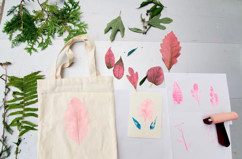 Event Image for Plant Printmaking Workshop with Laura Grier