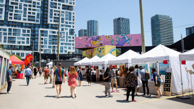 Toronto Outdoor Art Fair