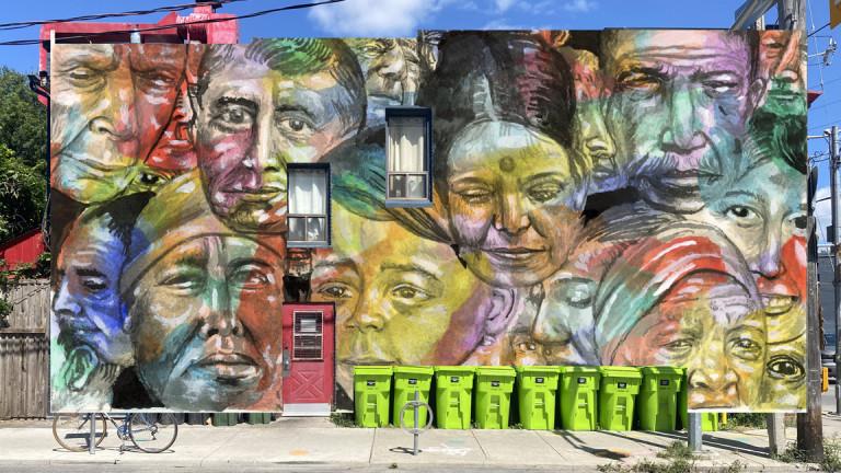 Dupont Street Mural