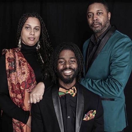 Image of Dwayne Morgan, Paulina O'Kieffe-Anthony & Randell Adjei
